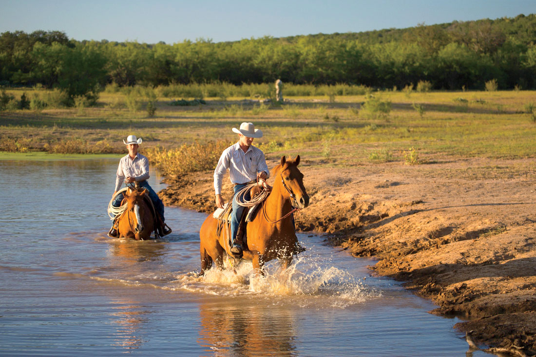 Wildcatter Ranch in Graham, Texas