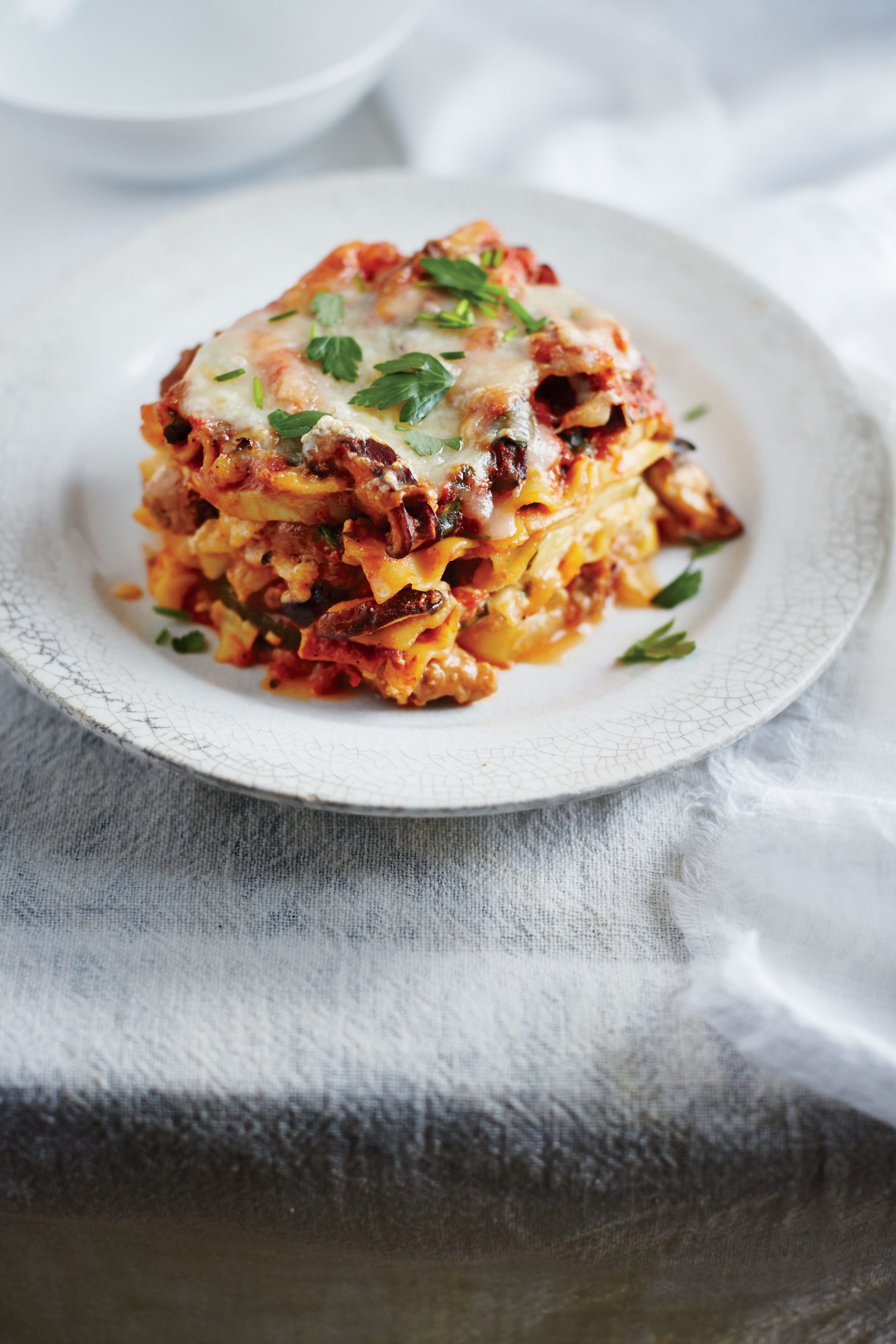 Sausage and Squash Lasagna Recipe