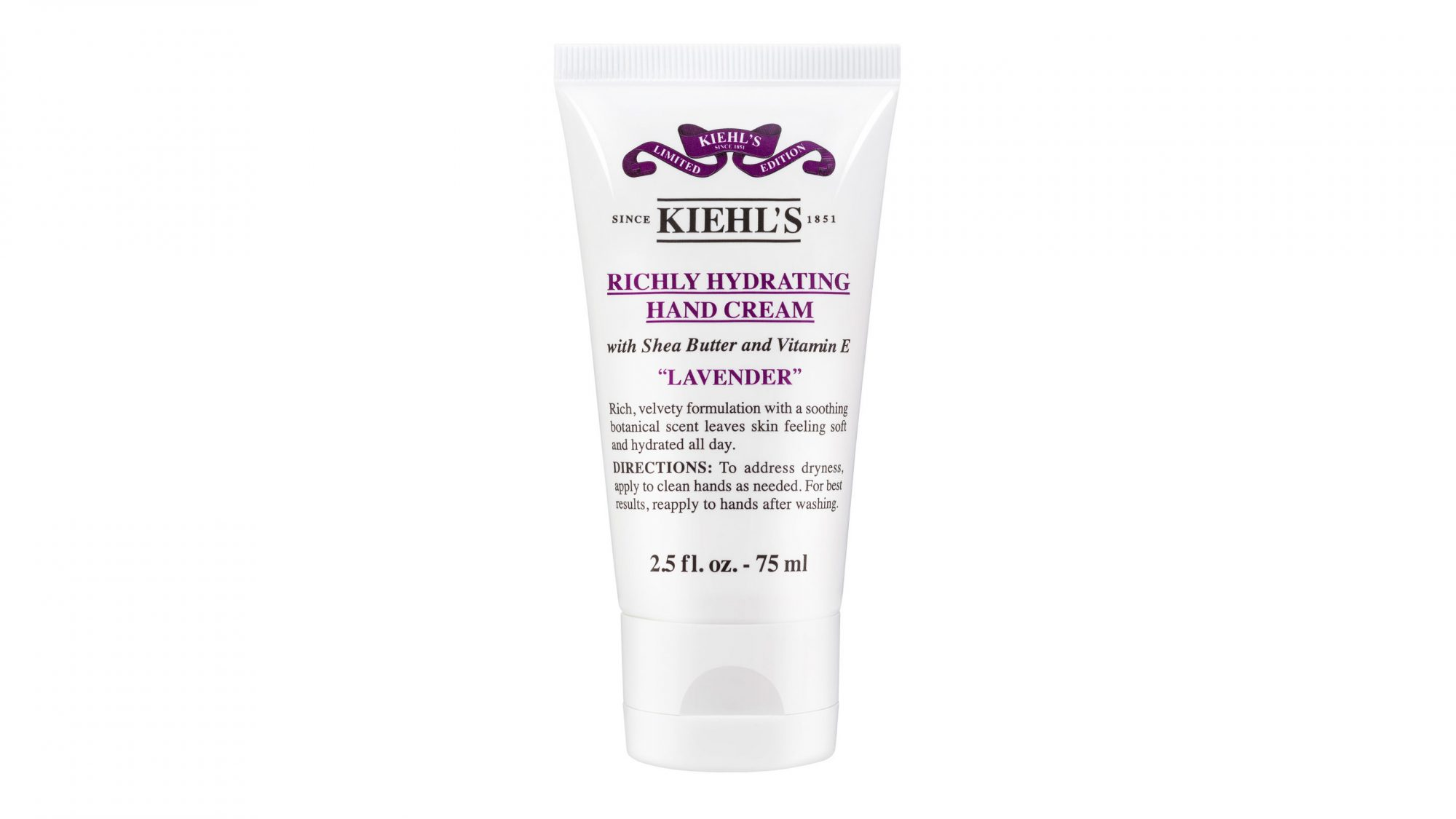 Kiehl's Richly Hydrating Scented Hand Cream