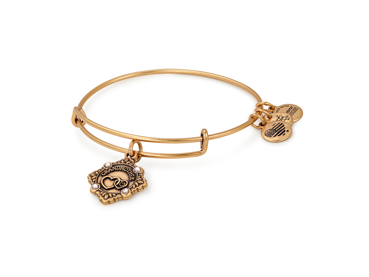 Grandmother Alex and Ani Bangle