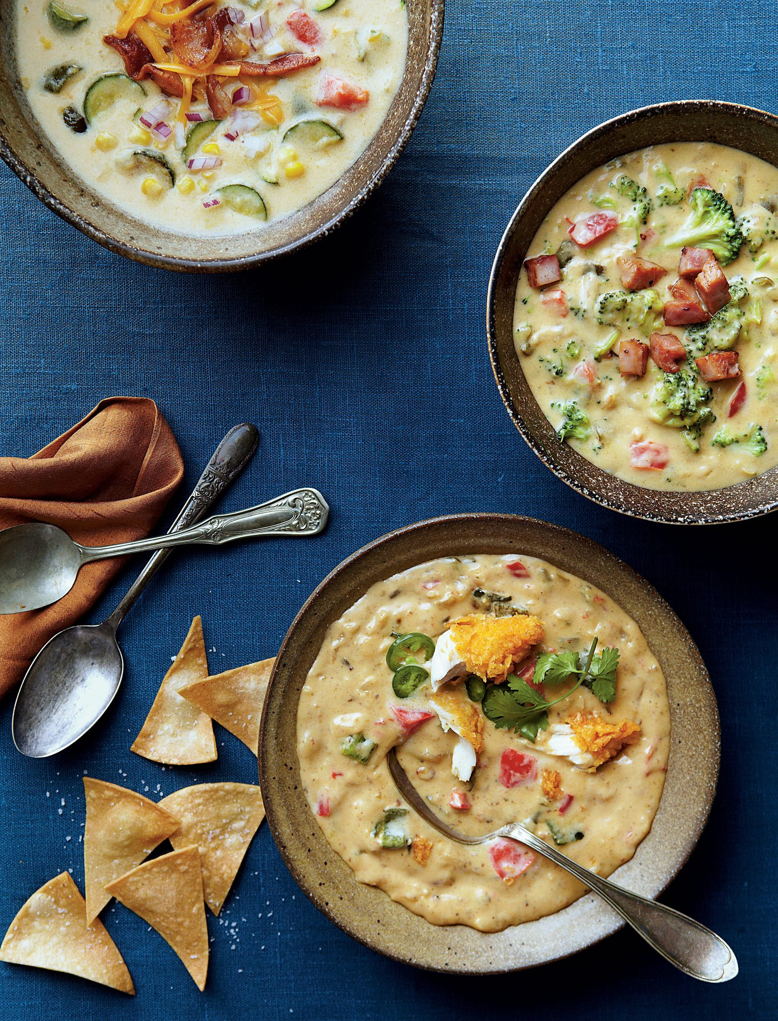 Queso Potato Chowder
