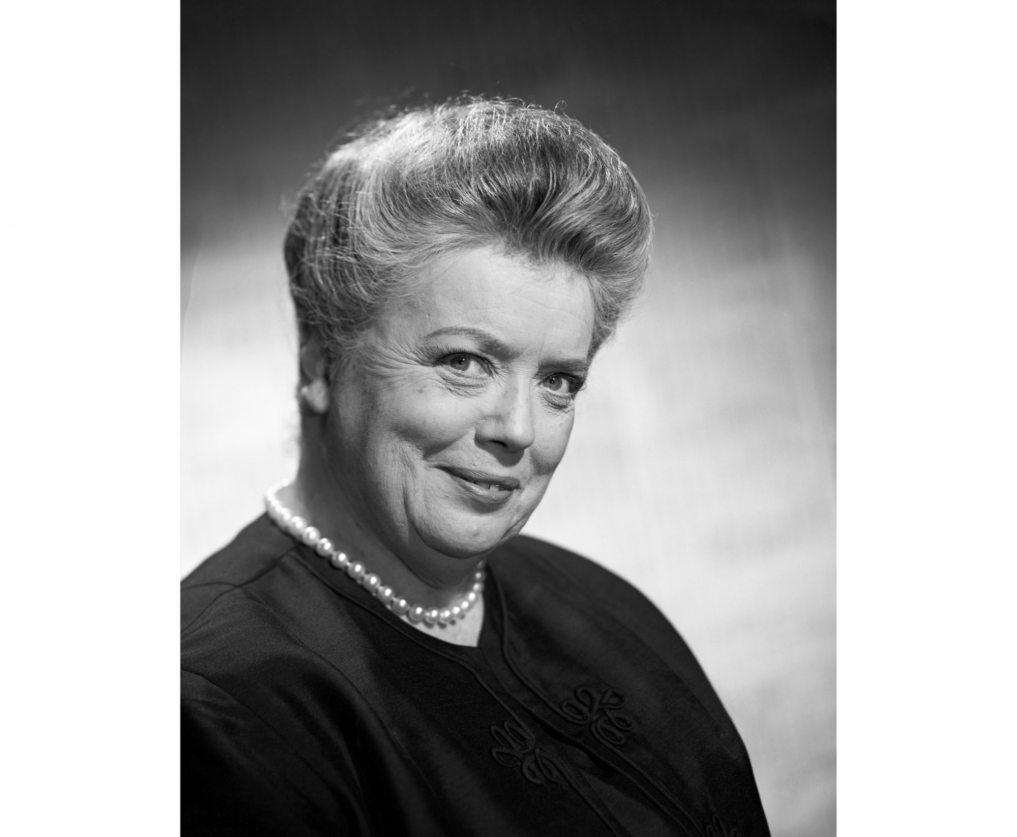 Aunt Bee from The Andy Giffith Show