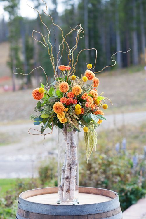 The Top Wedding Trends for 2017 Trees