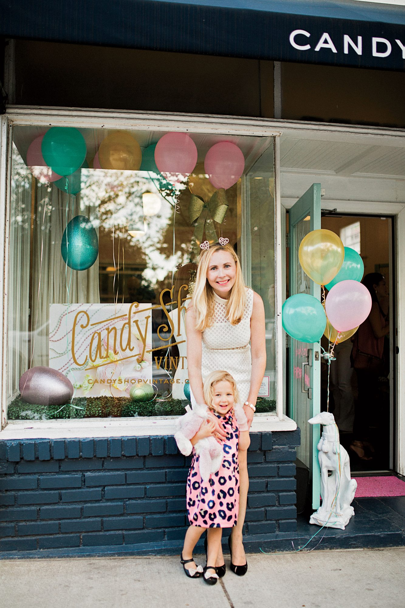 Deirdre Hogan Zahl's Owner of Candy Shop Vintage in Charleston, SC