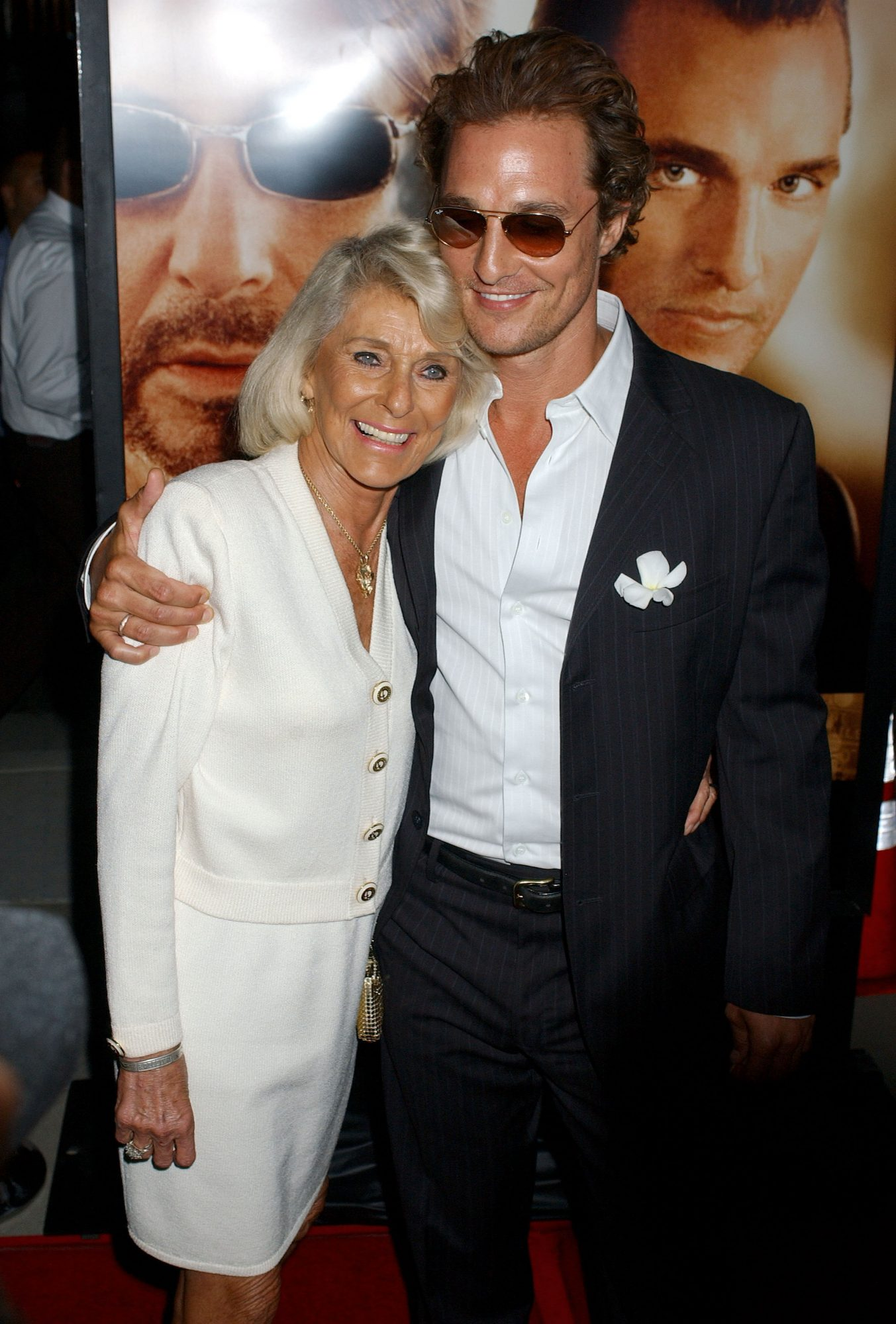 Matthew McConaughey Mom Quotes confidence