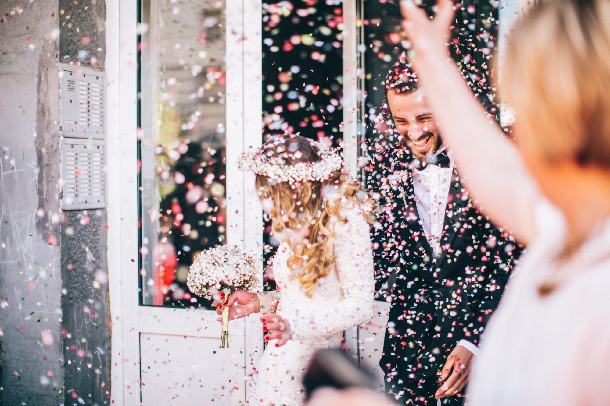 The Top Wedding Trends for 2017 just married