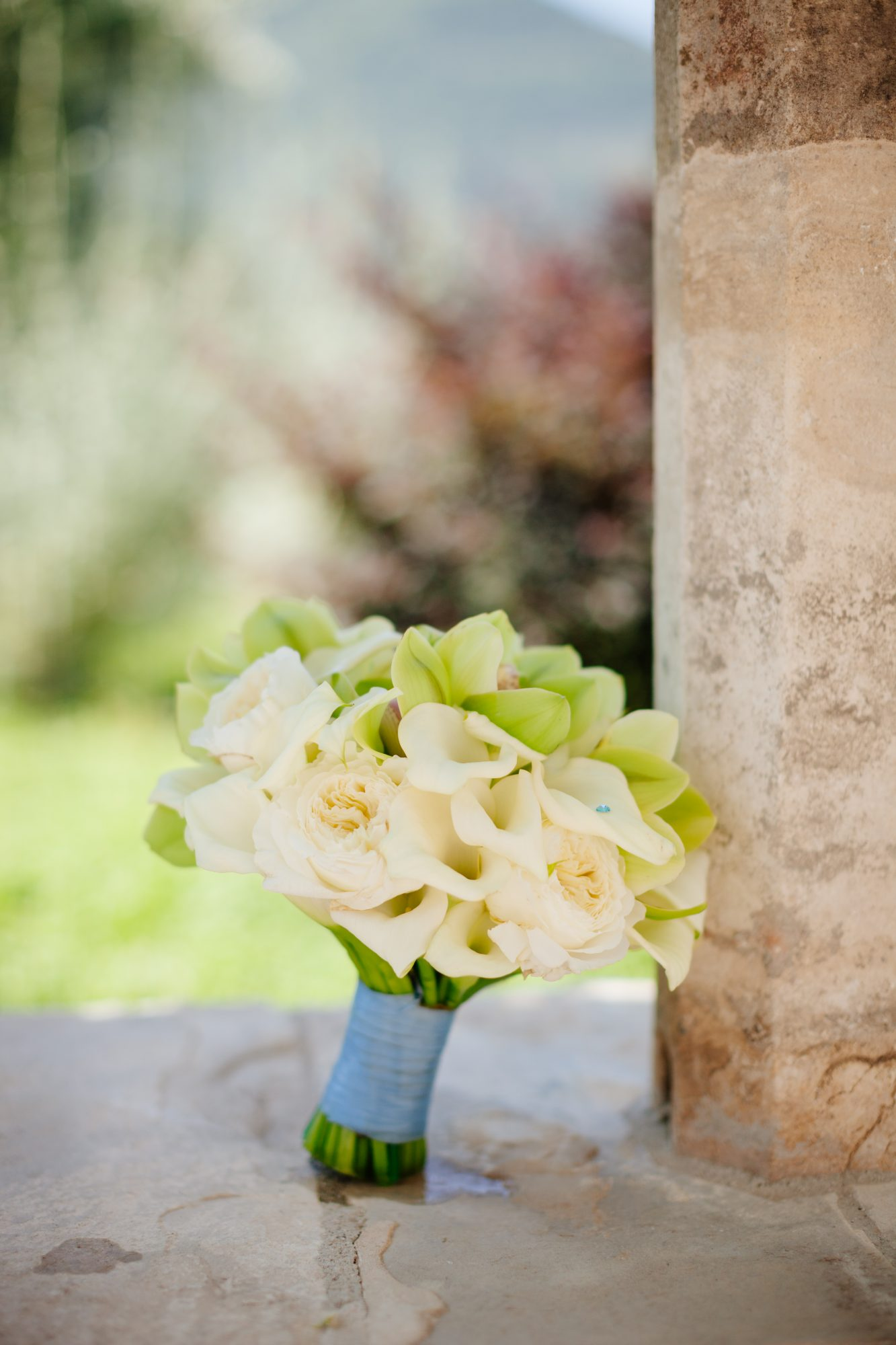 Peony Wedding Bouquets Simple