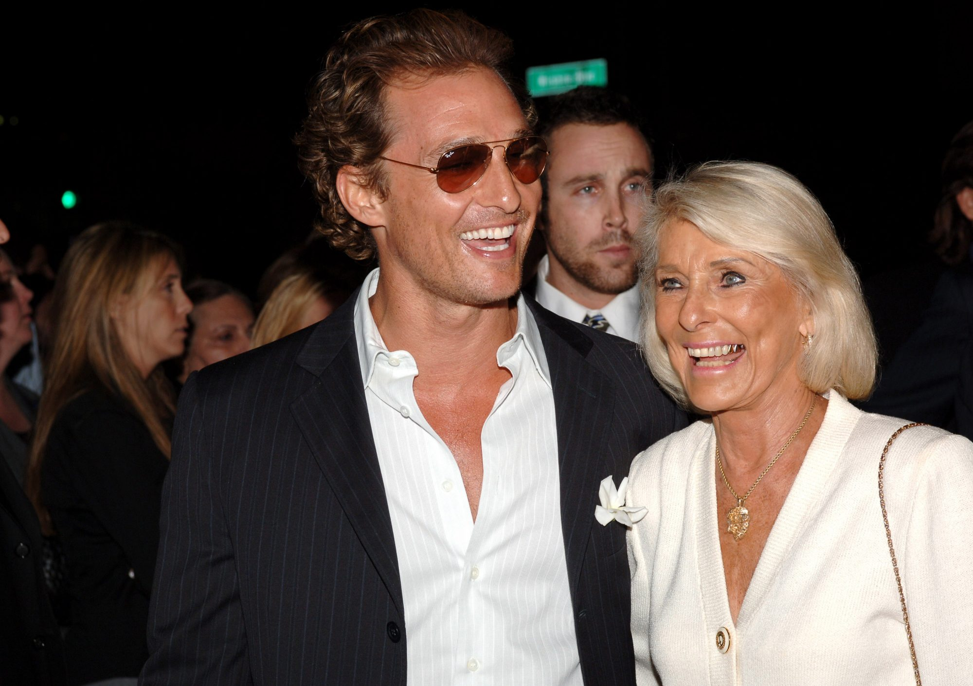 Matthew McConaughey Mom Quotes chase dreams