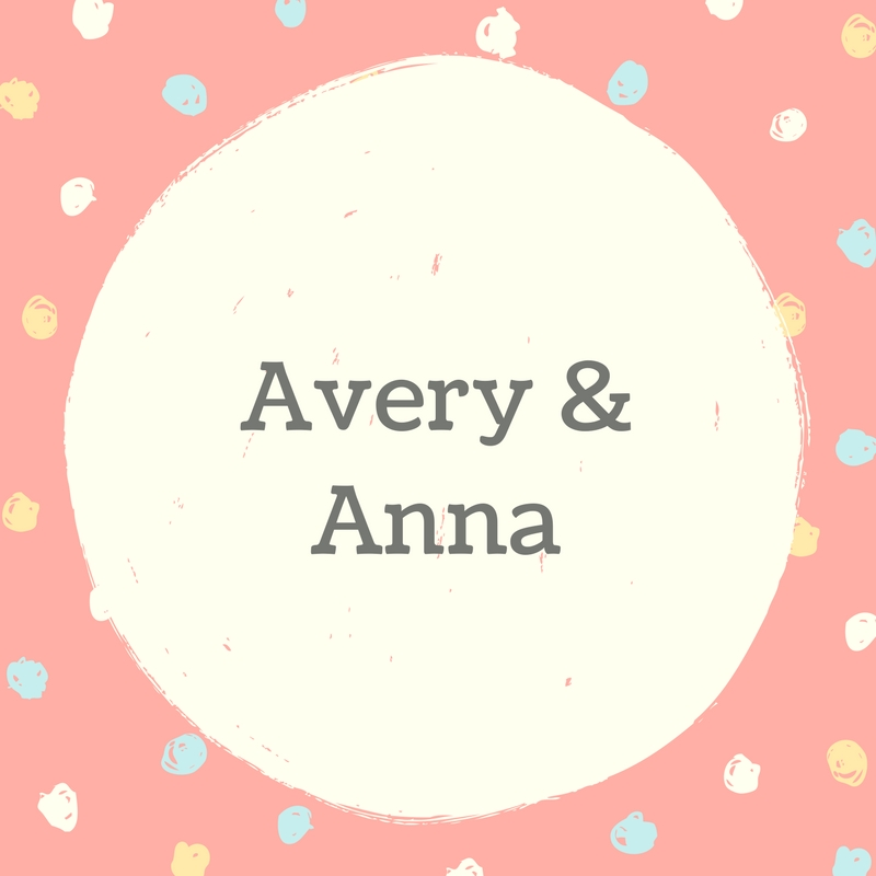 Twin Names: Avery and Anna