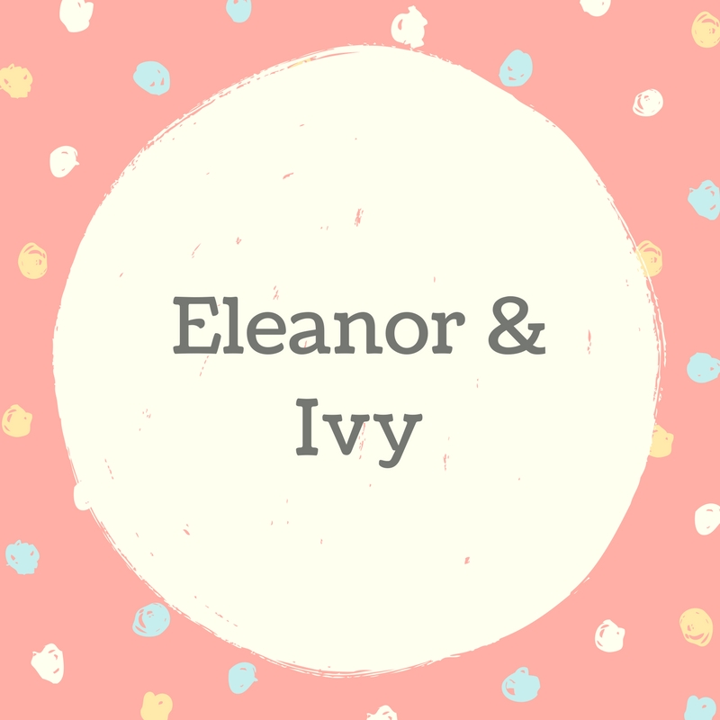 Twin Names: Eleanor and Ivy