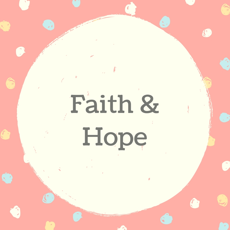 Twin Names: Faith and Hope