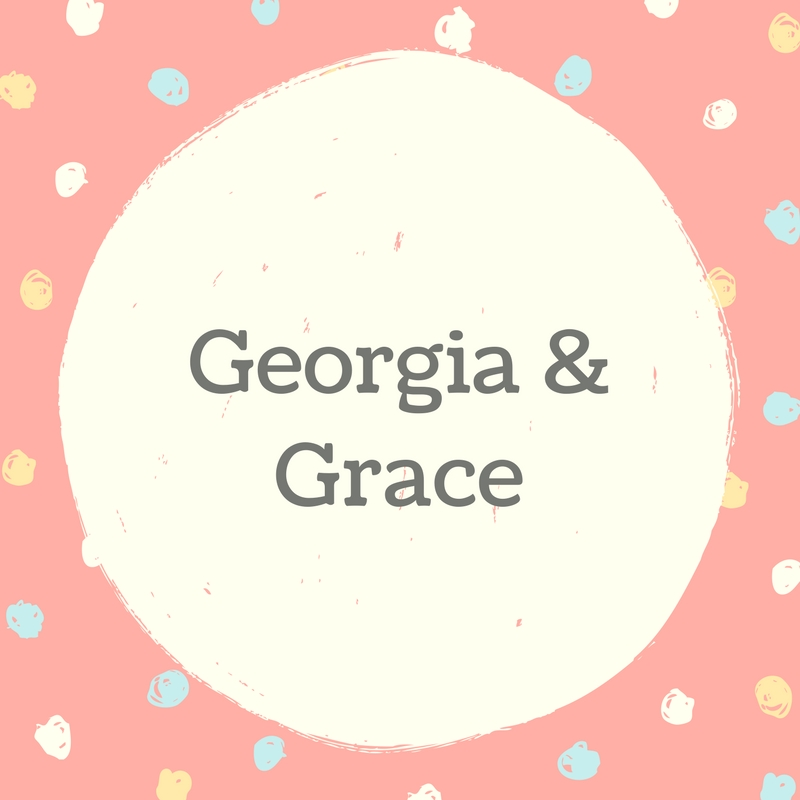 Twin Names: Georgia and Grace