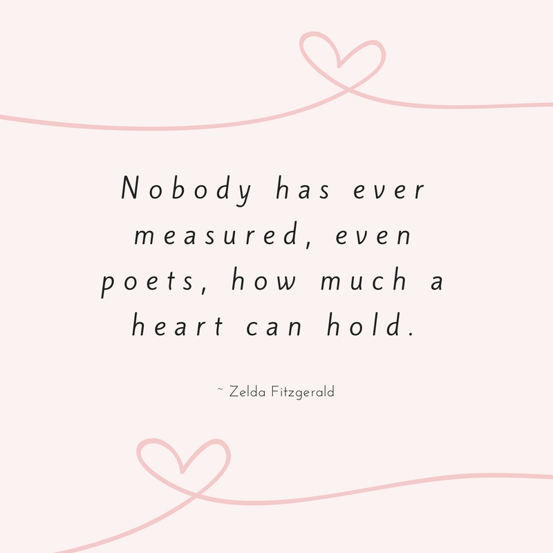 Zelda Fitzgerald Love Quote