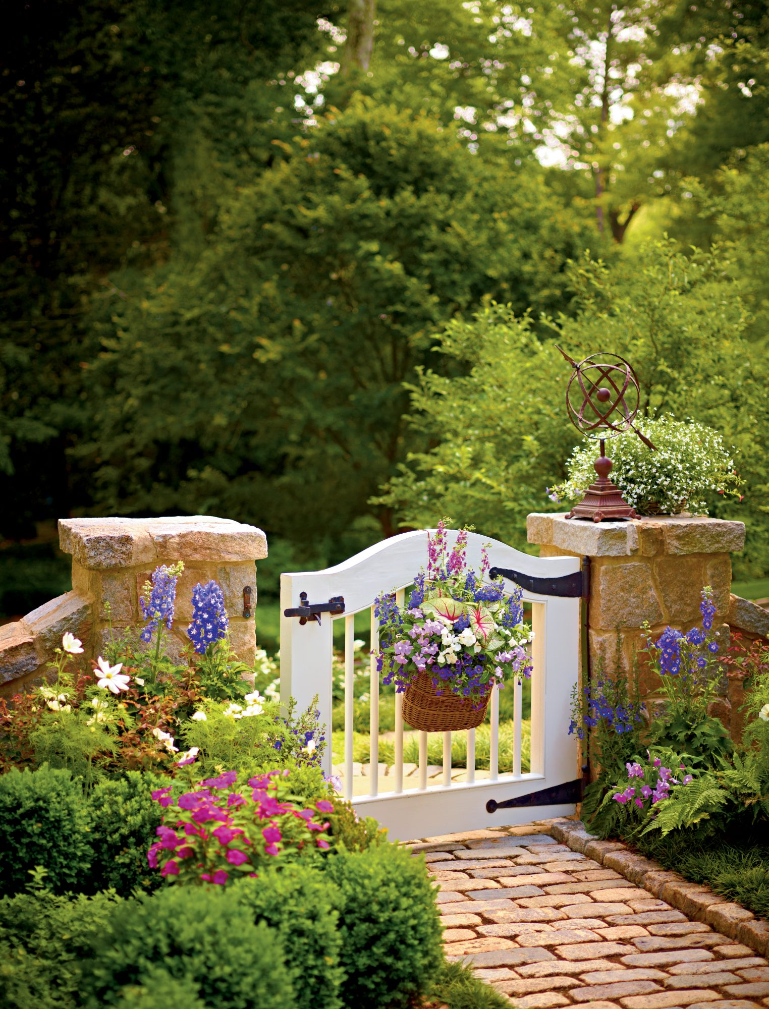 Cottage Garden Gate