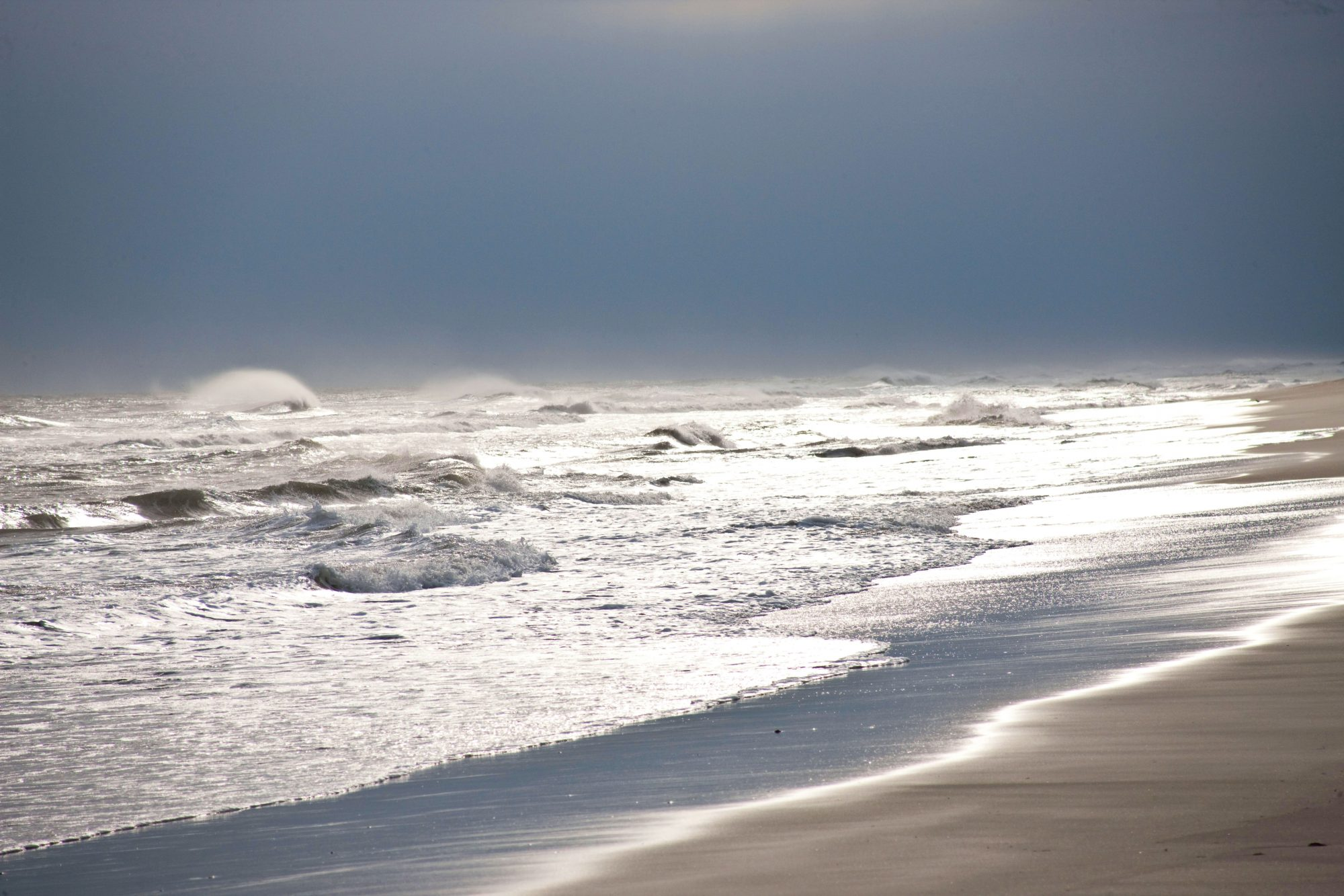 Outer Banks Beach Waves