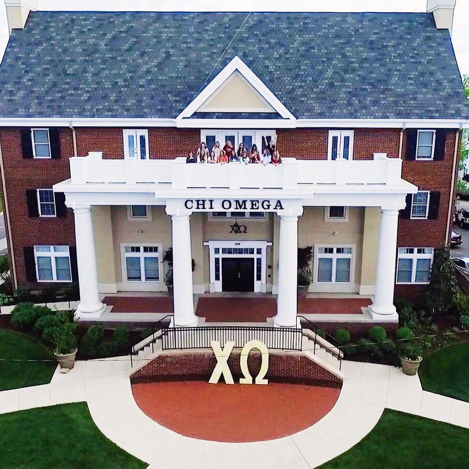 Chi Omega at the University of Missouri