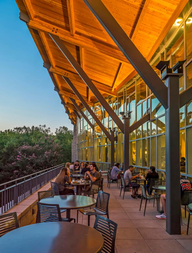 Bolton Dining Commons