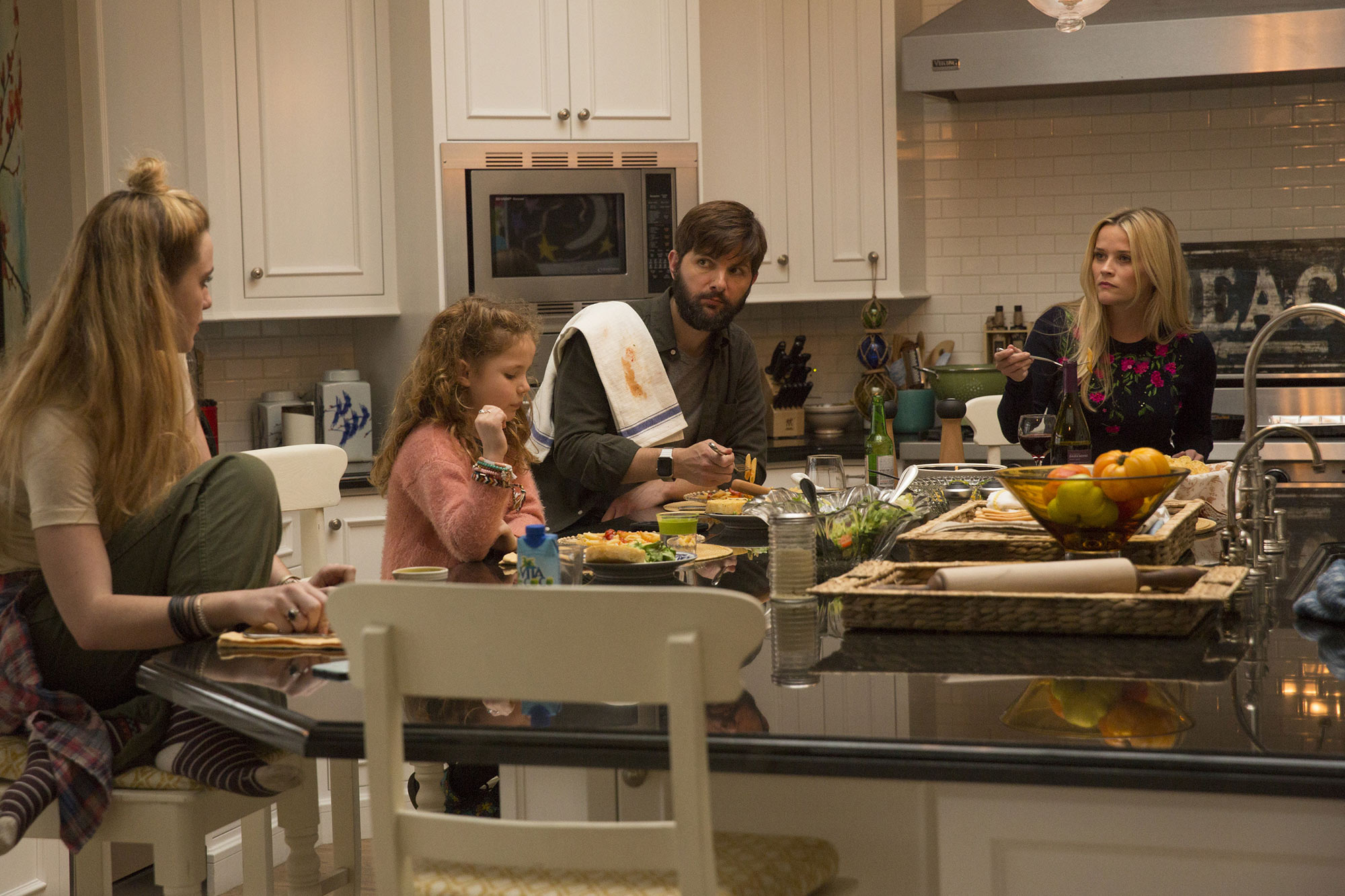 Reese Witherspoon's Big Little Lies House Is Decked Out in HomeGoods, Plus More Secrets from the Set Decorator