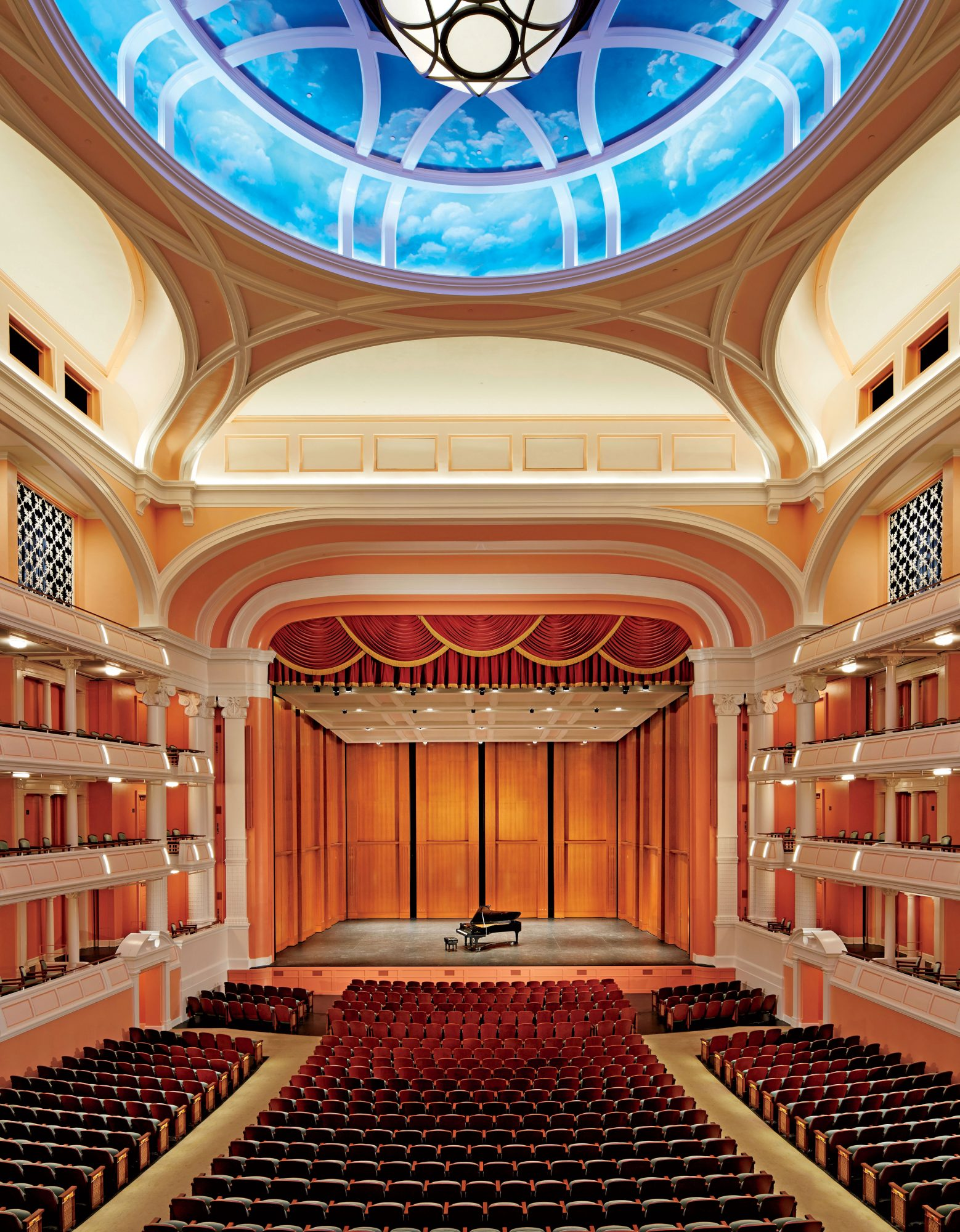Inside Charleston Gaillard Center