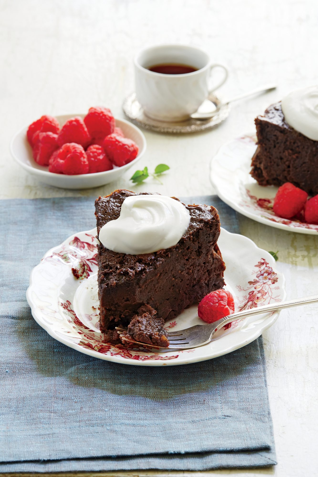 Chocolate-Cinnamon Latte Cake Recipe Southern Living