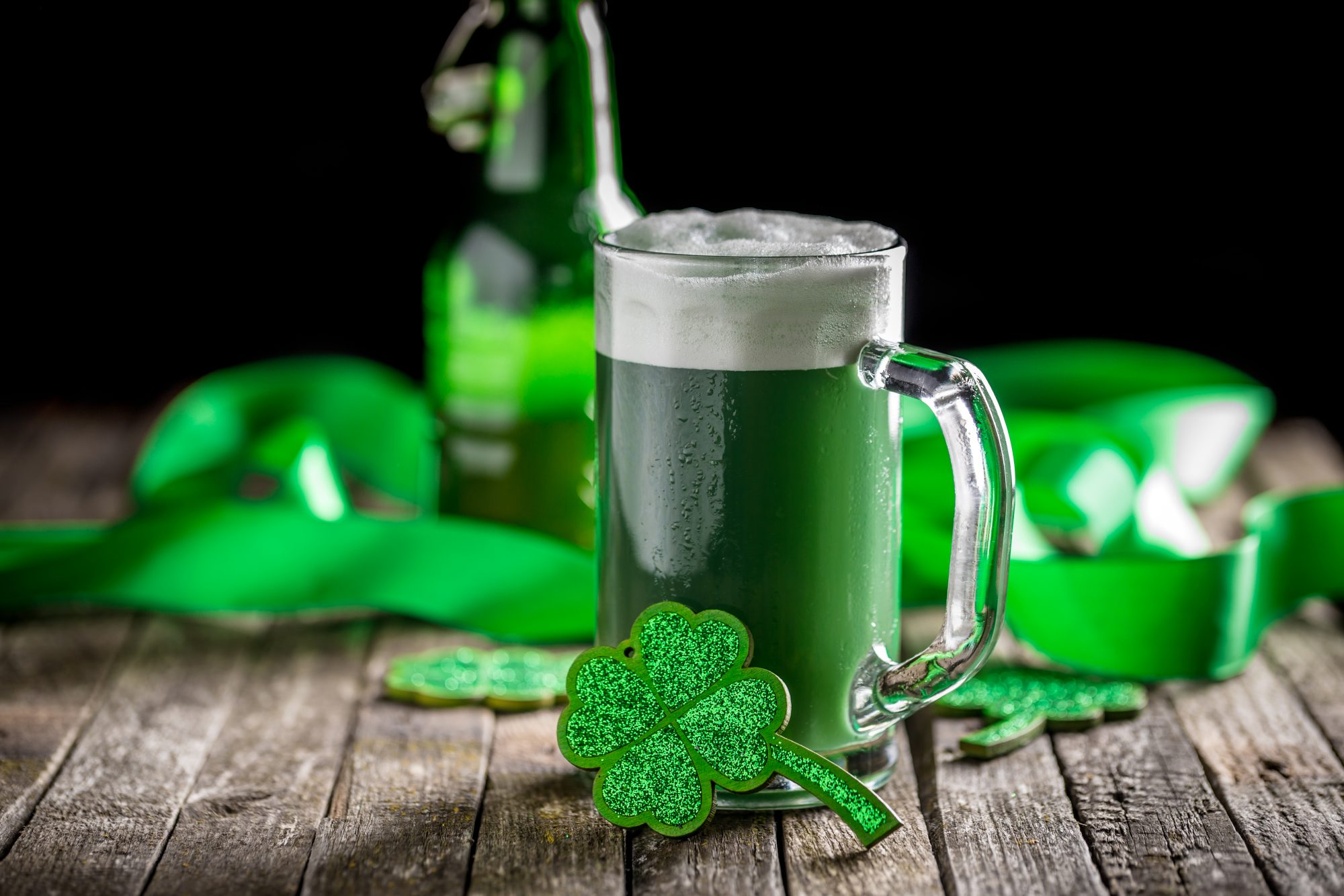 A Bartender's Take on Why Green Beer is the Worst Beer