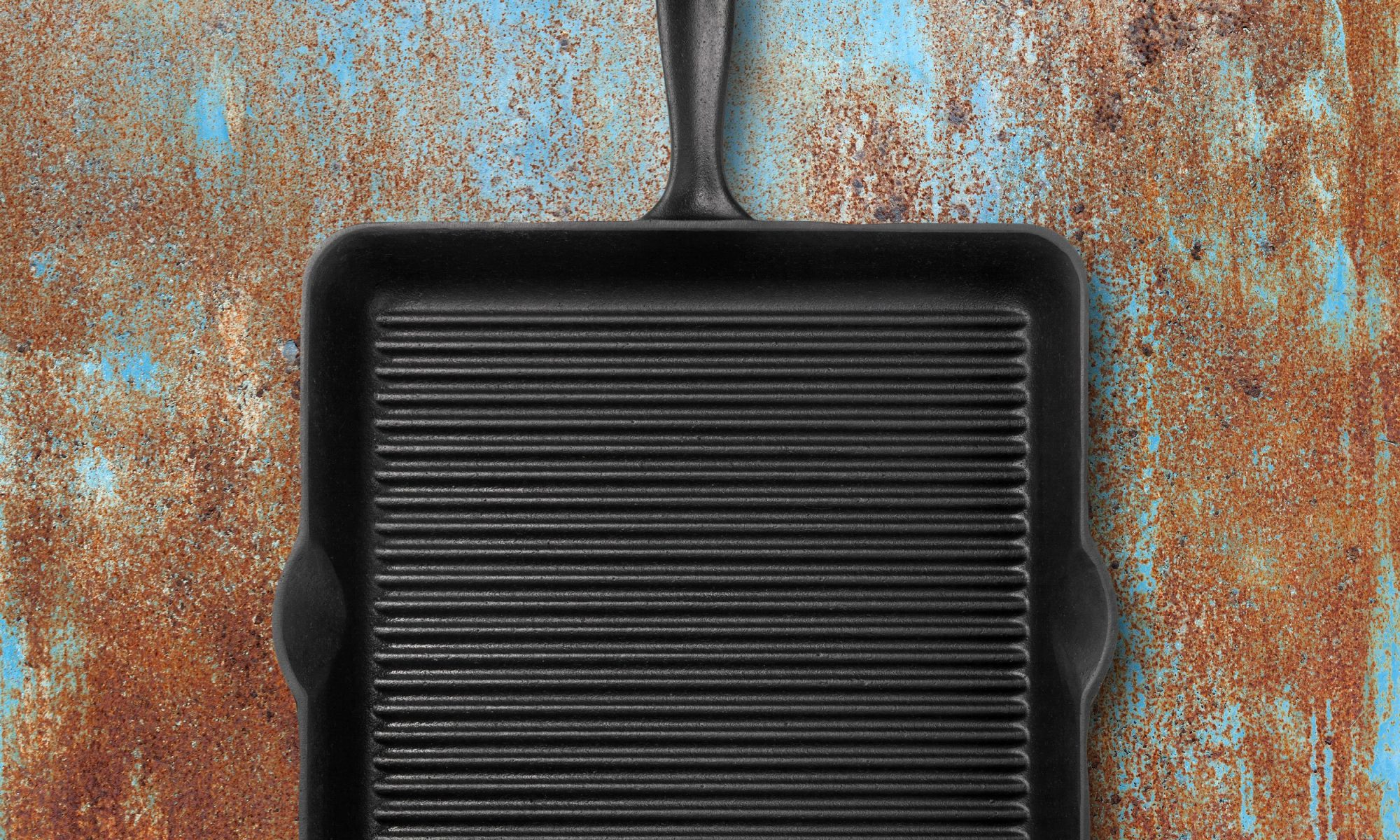 This Cast Iron Grill Pan Is Even Better Than Your Skillet