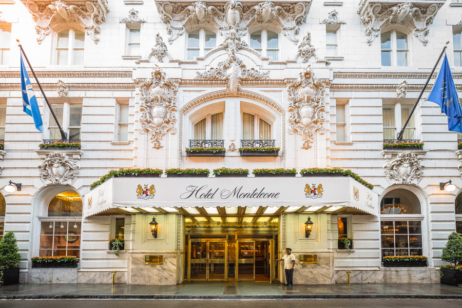 Louisiana: The Hotel Monteleone