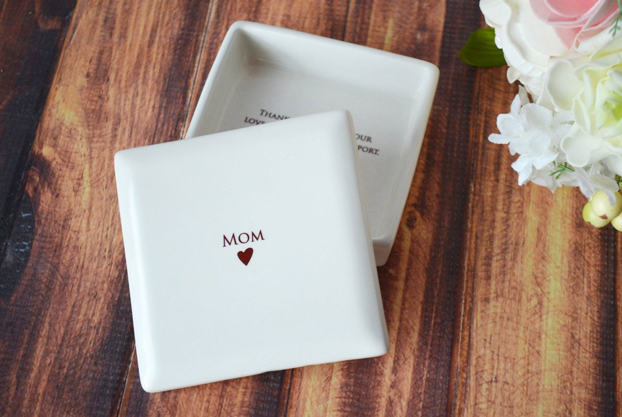 Mom Personalized Keepsake Box
