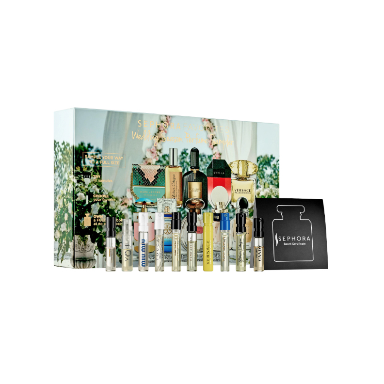 Sephora Favorites' Wedding Season Perfume Sampler