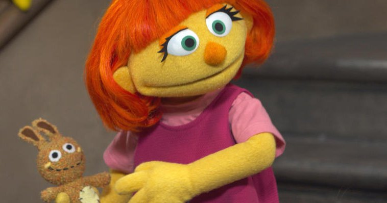 Sesame Street Is Introducing a Muppet With Autism Next Month