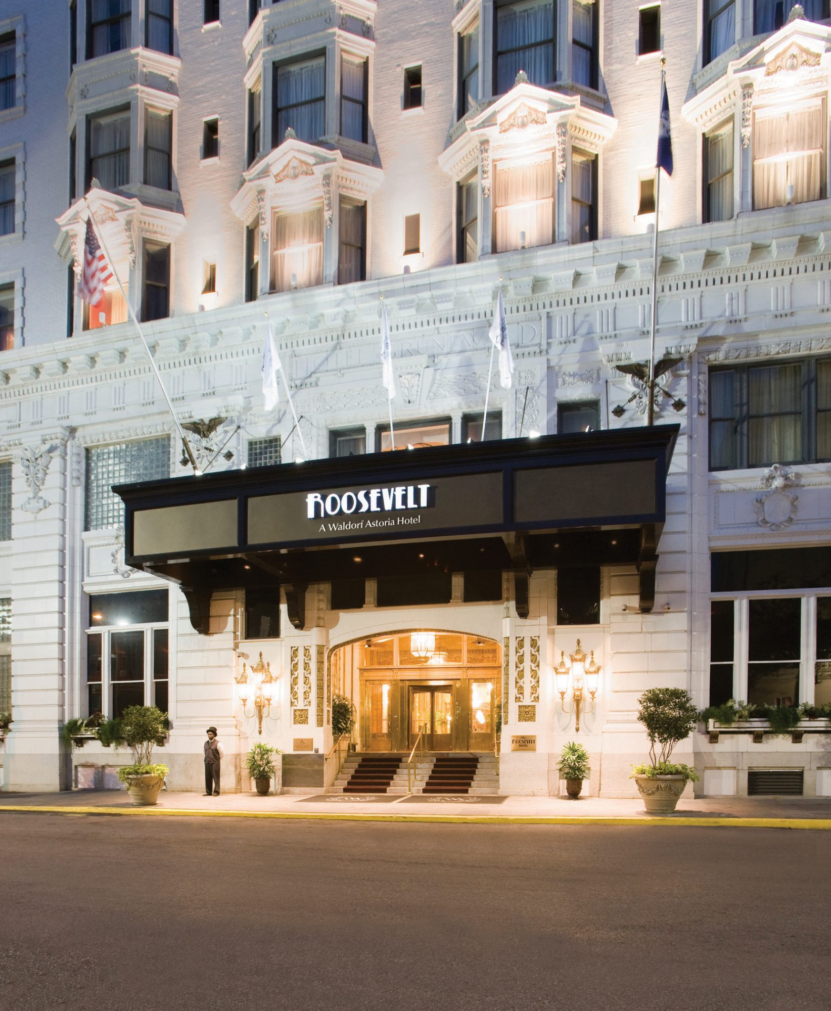 10. The Roosevelt New Orleans
