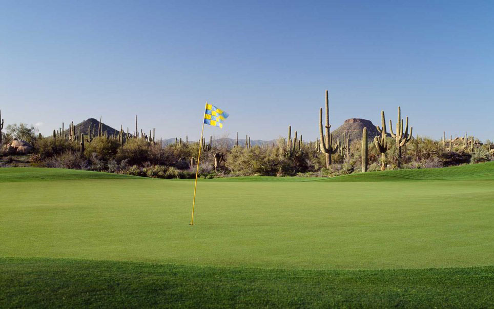 Scottsdale, Arizona Golf Course