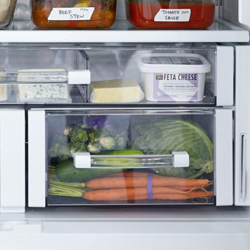 Anatomy of a Healthy Fridge Crisper