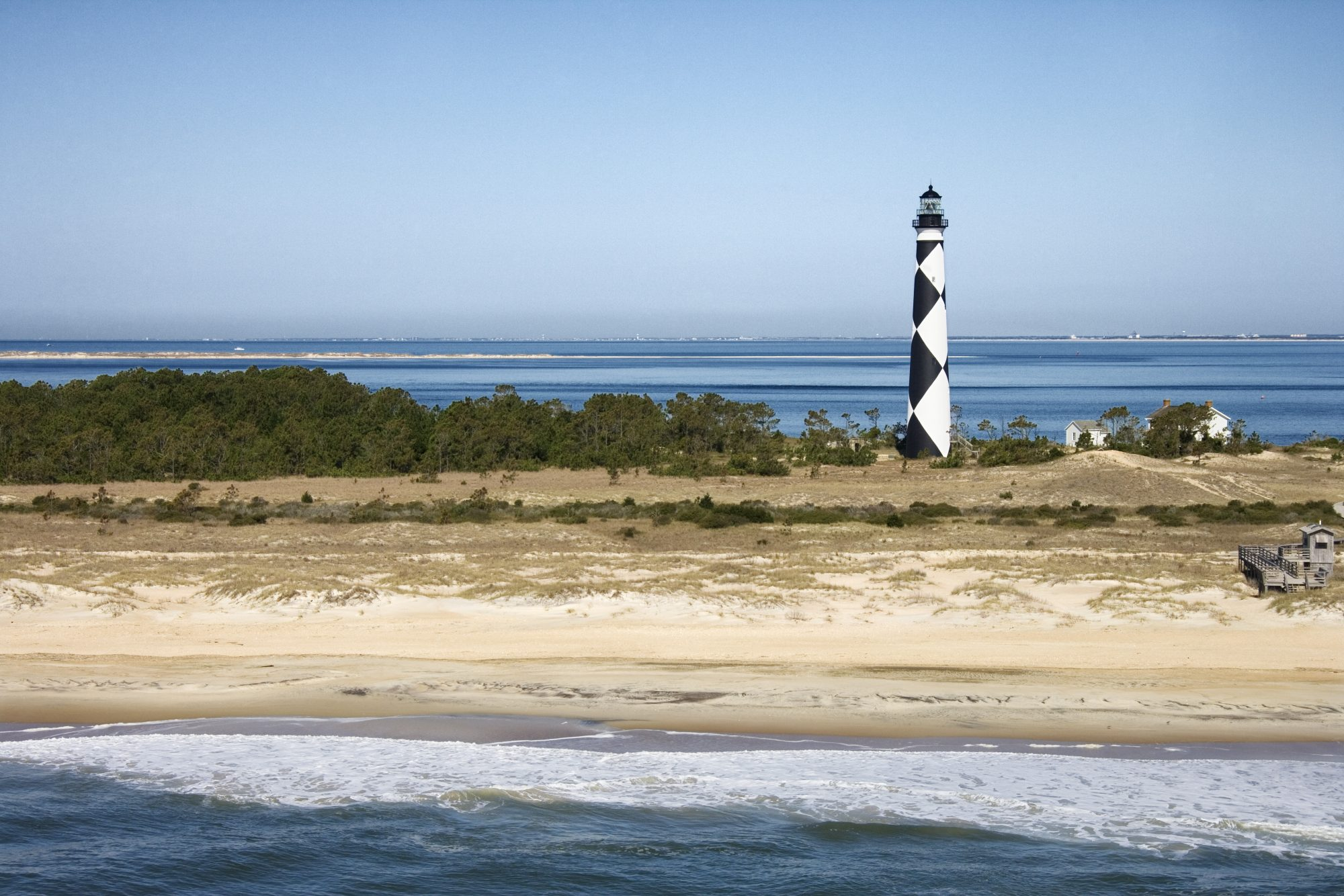 Cape Lookout Lighthouse, Harkers Island