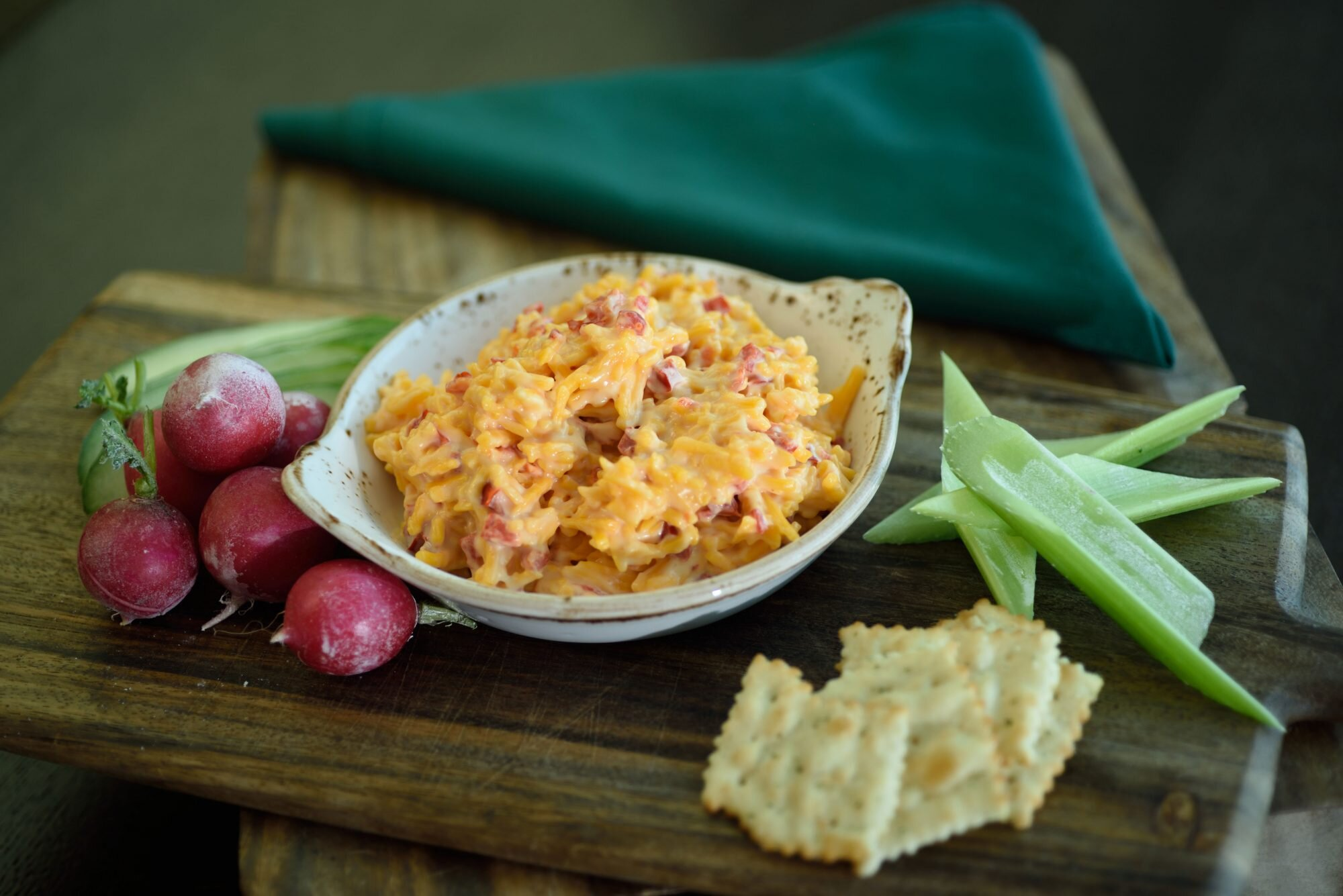 Start Your Derby Party Off Right With This Pimiento Cheese Recipe