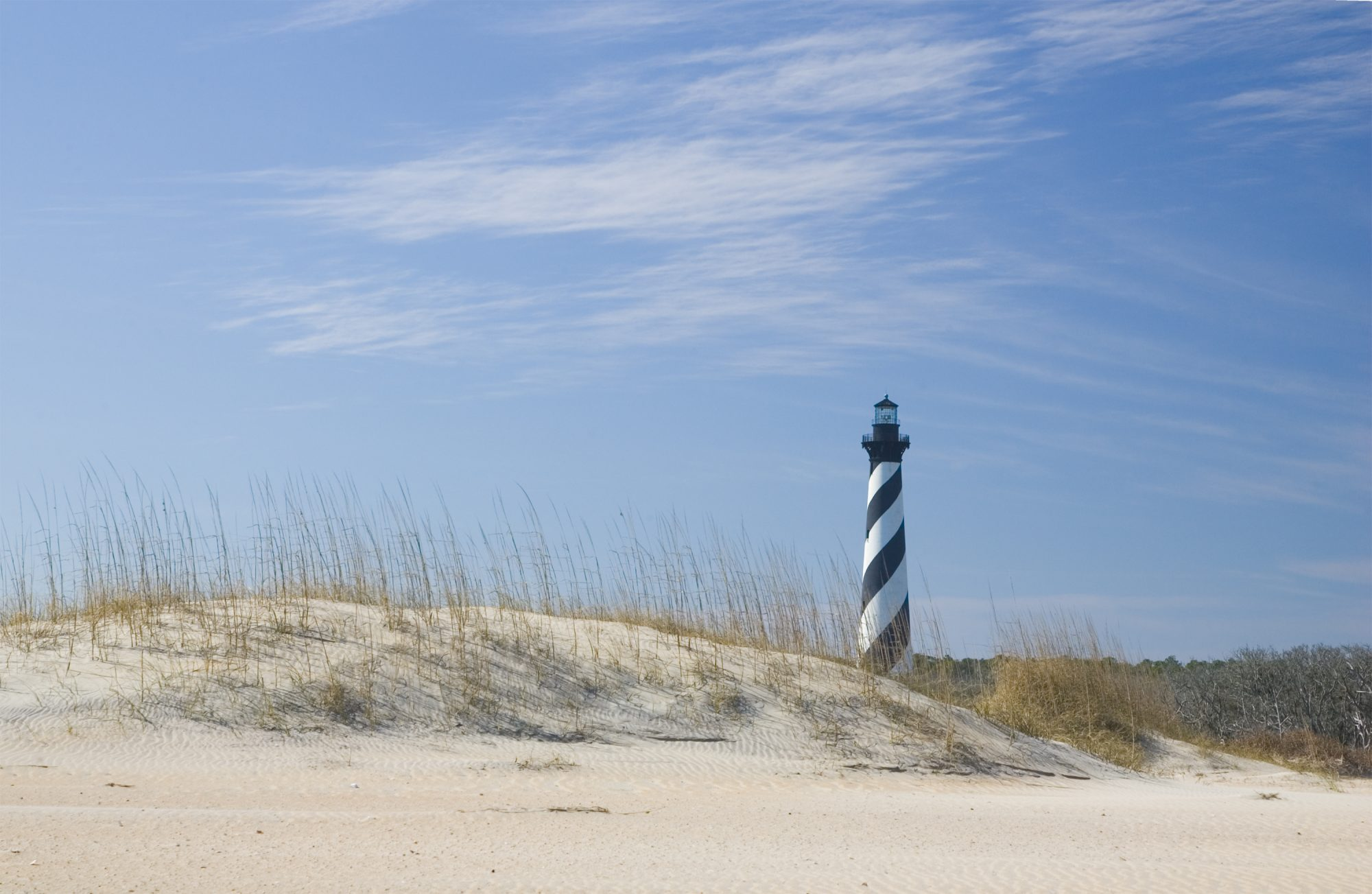 Old Lighthouse Beach, Hatteras Island