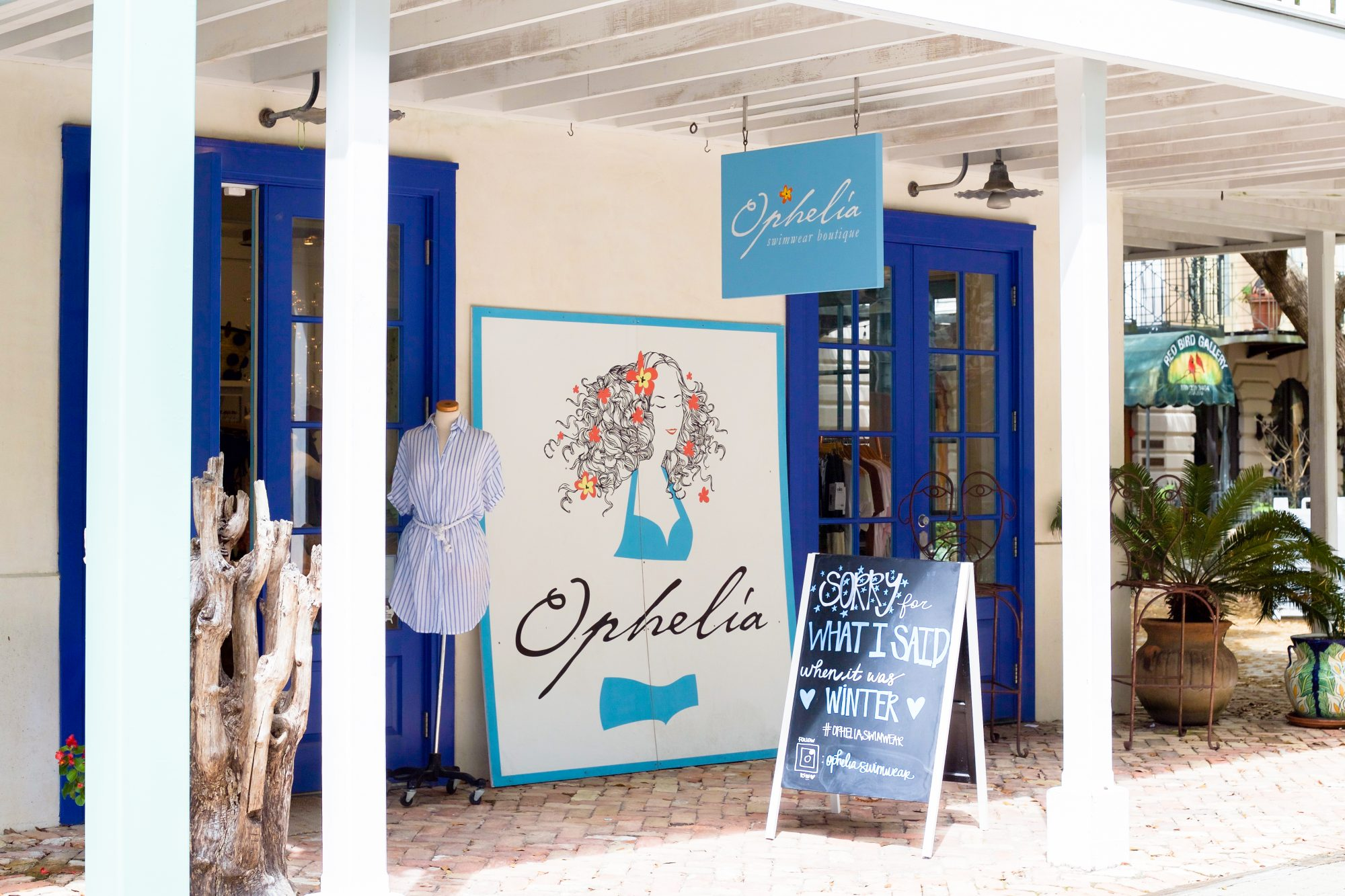 Ophelia Swimwear Boutique in 30A