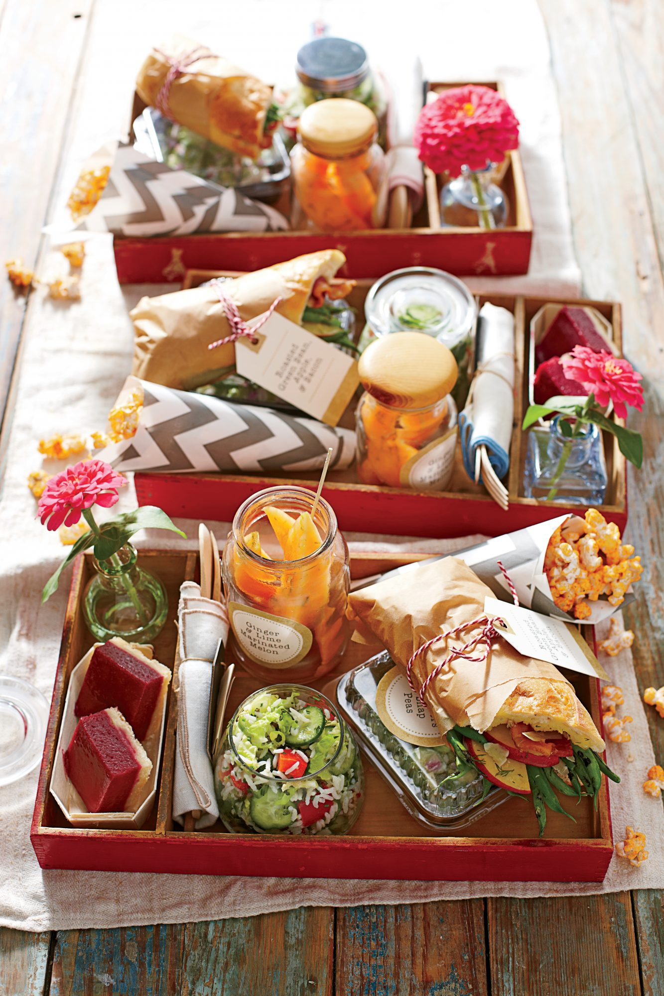 Portable Picnic Recipes Southern Living