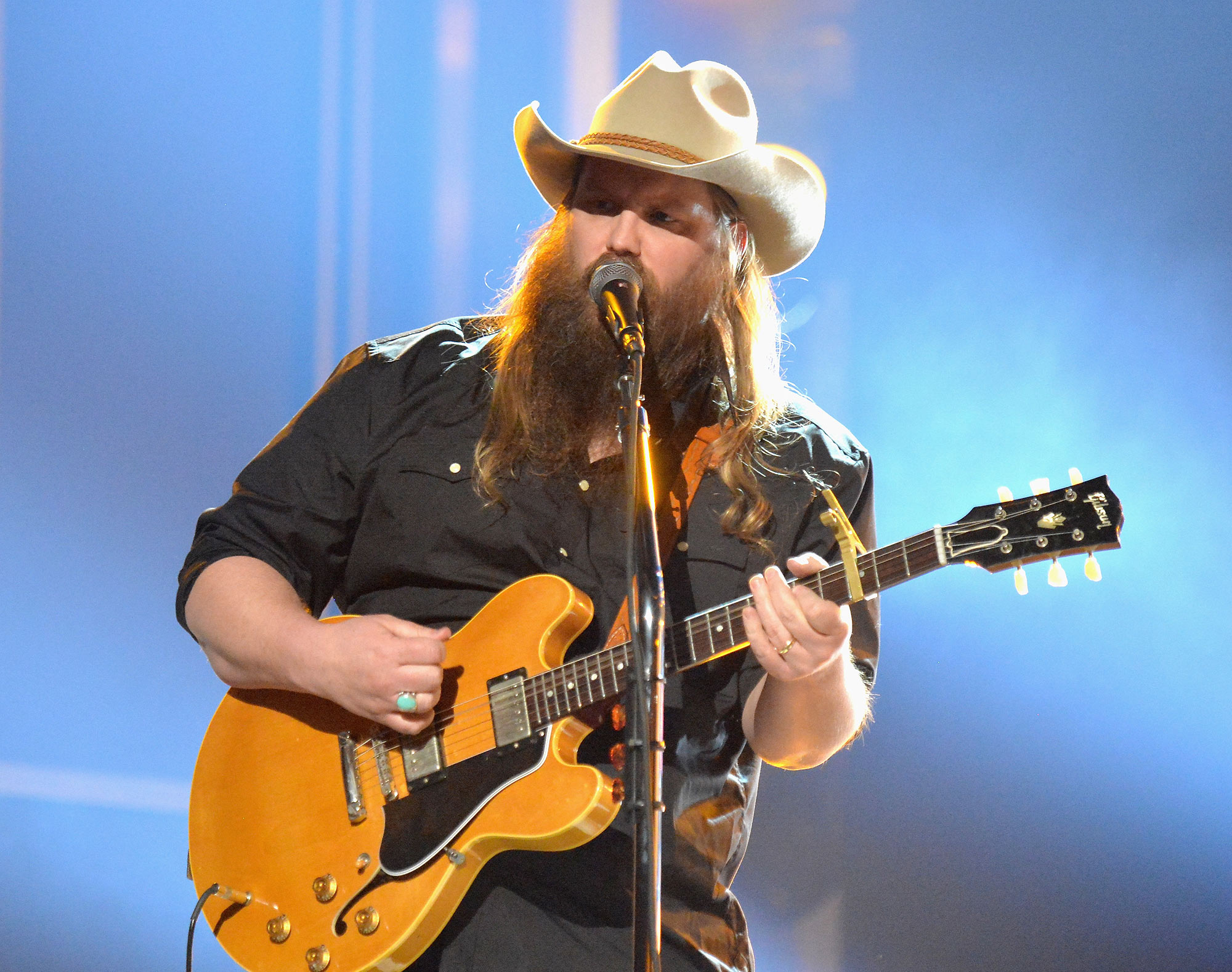 Chris Stapleton and Wife Morgane Welcome Their Fifth Child: 'The Most Perfect Mother's Day'