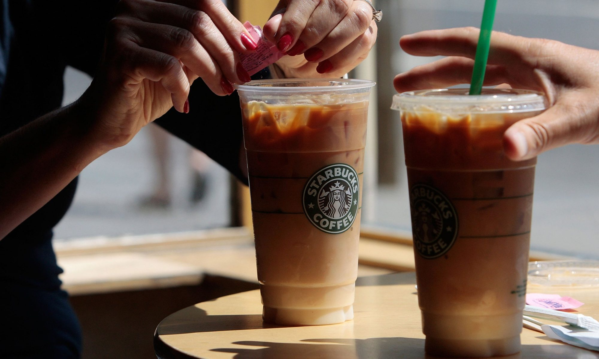 Starbucks' Coffee Ice Cubes Will Prevent Drinks from Becoming Watery