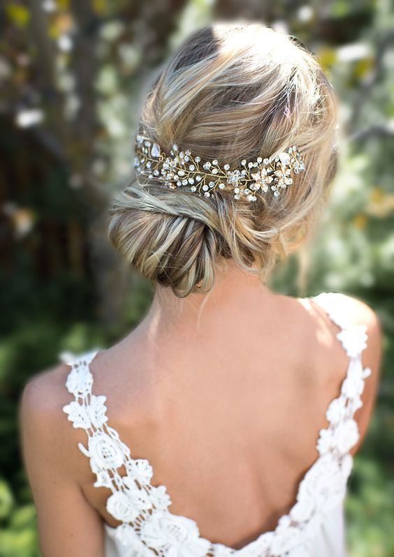 Decorated Updo