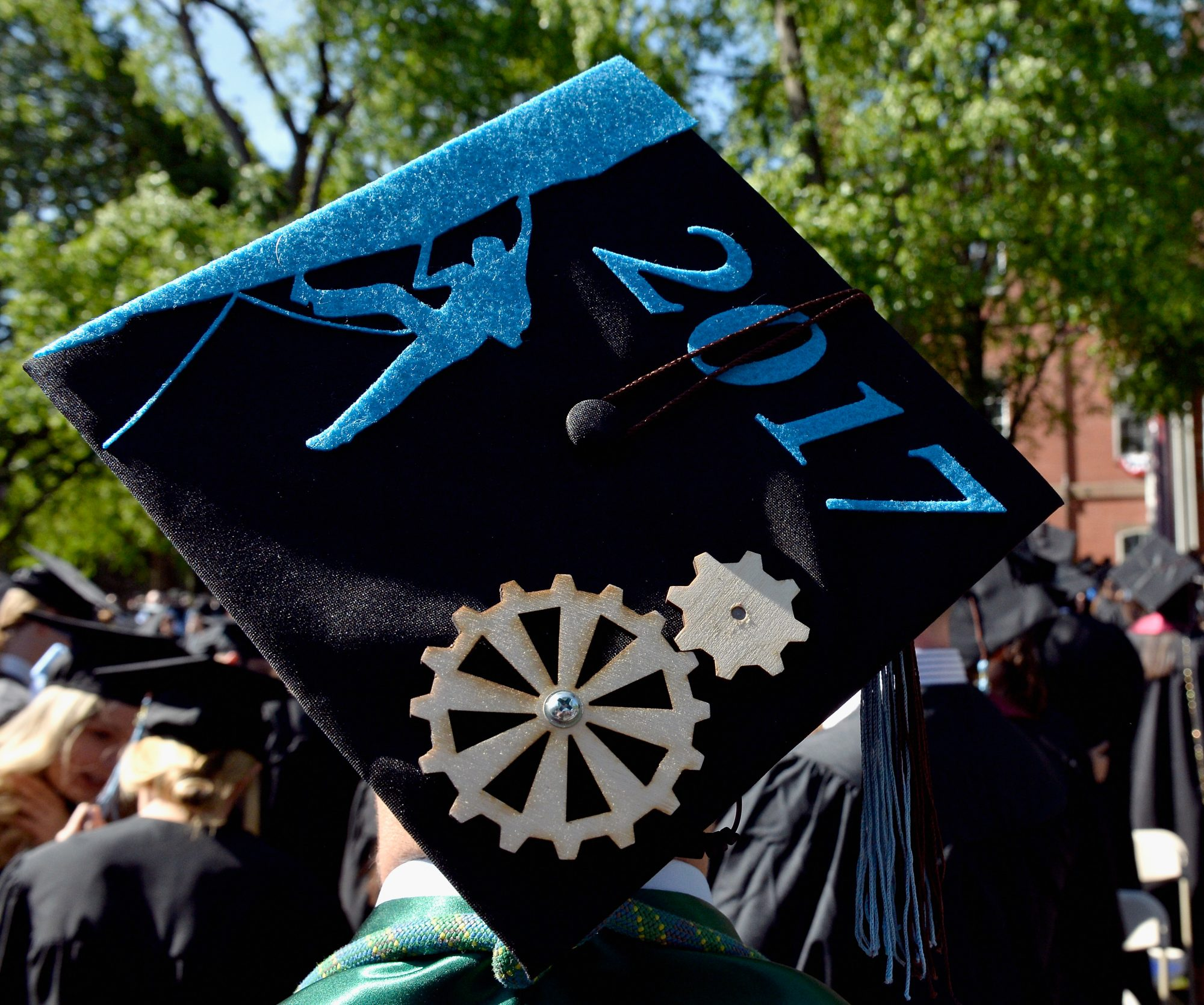 79-year-old Great-Grandmother Graduates From College: 'Education Is The Key'
