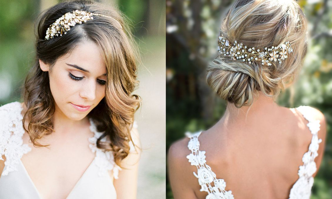 Summer Wedding Hairstyles