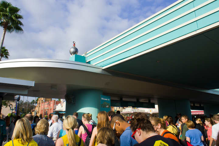 Disney Never By Admission At Gate