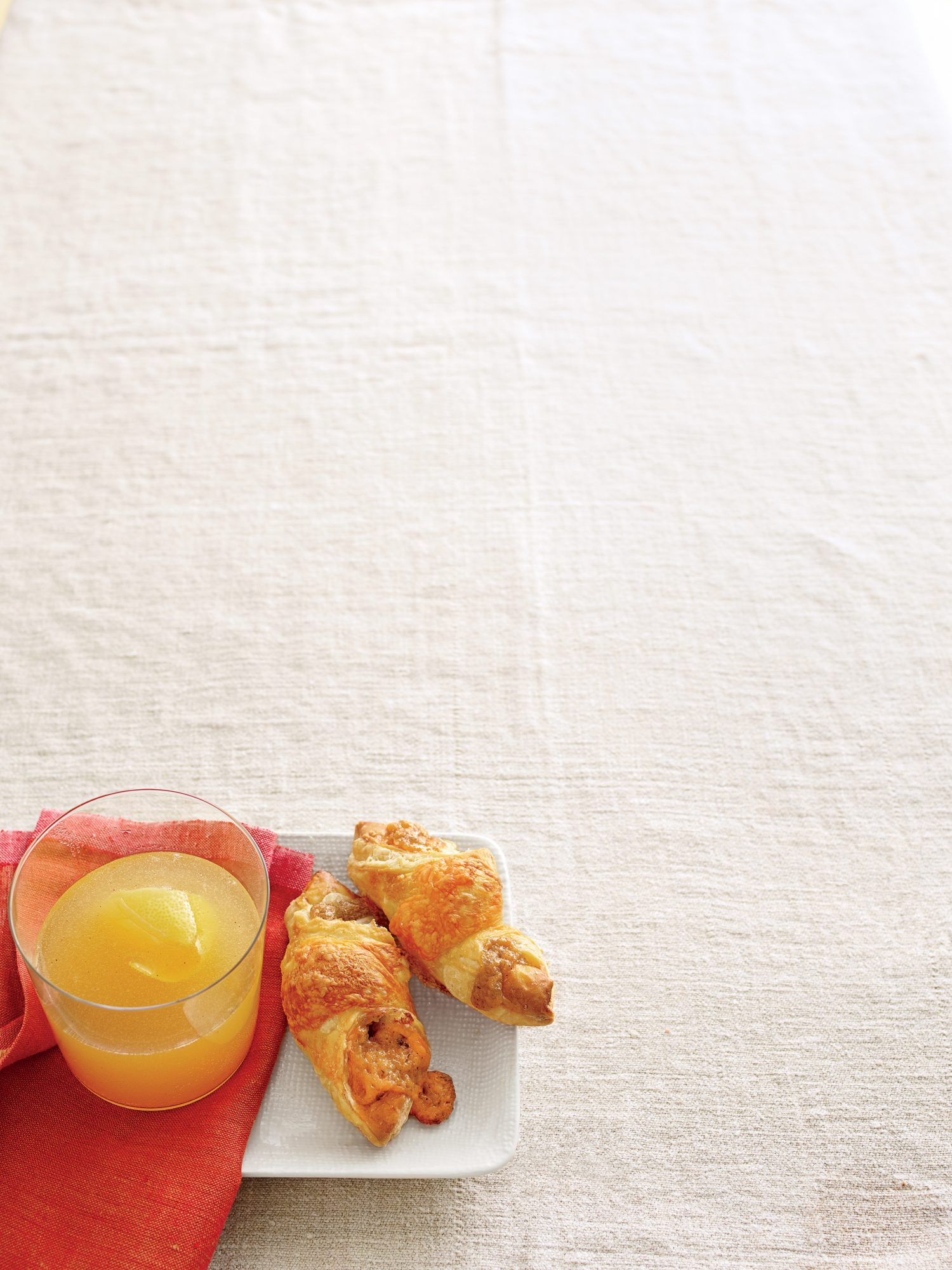 Apple Butter-and-Cheddar Puffs Recipe