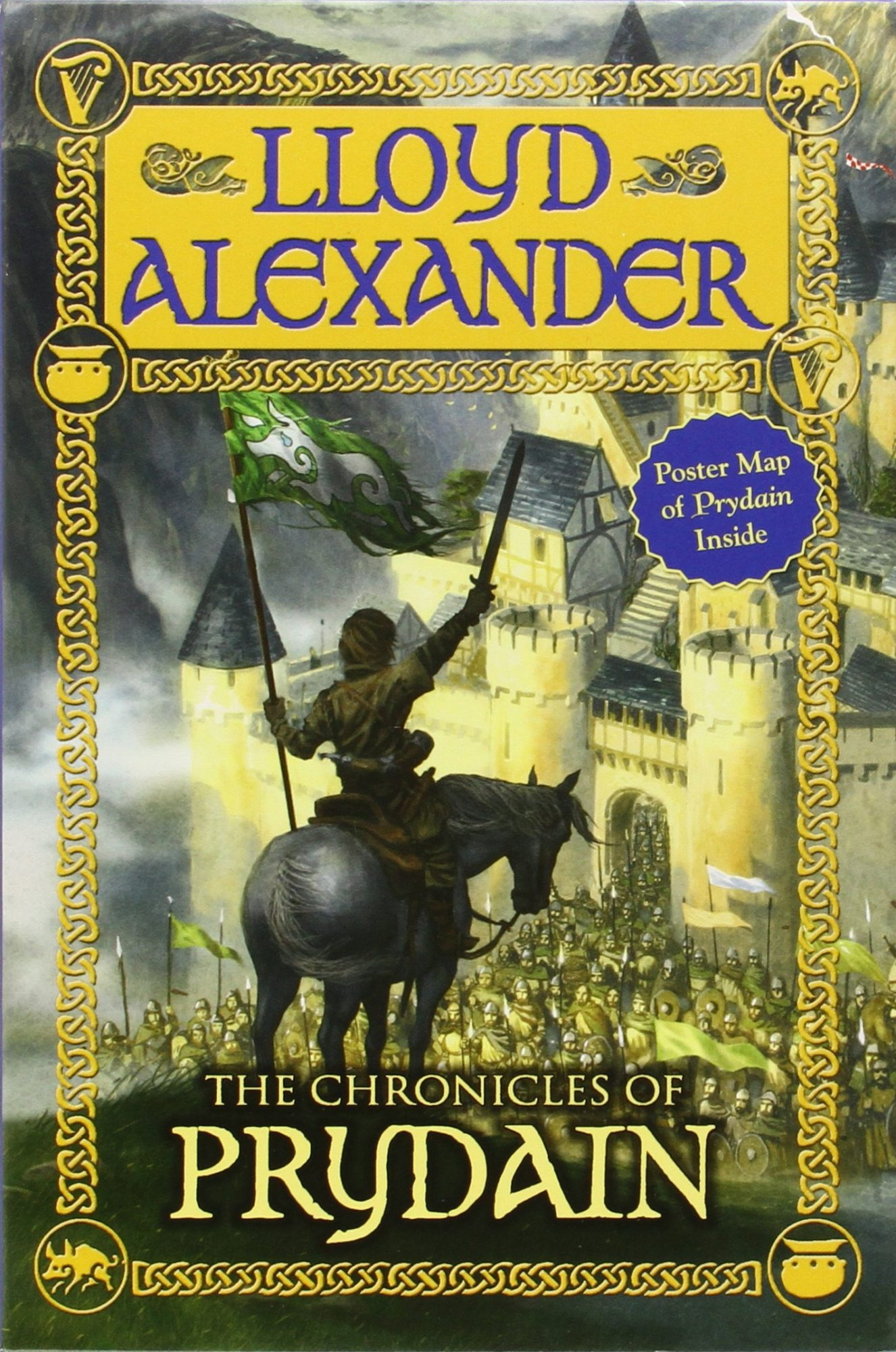The Chronicles of Prydain by Lloyd Alexander