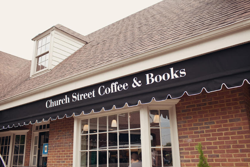 Church Street Coffee & Books