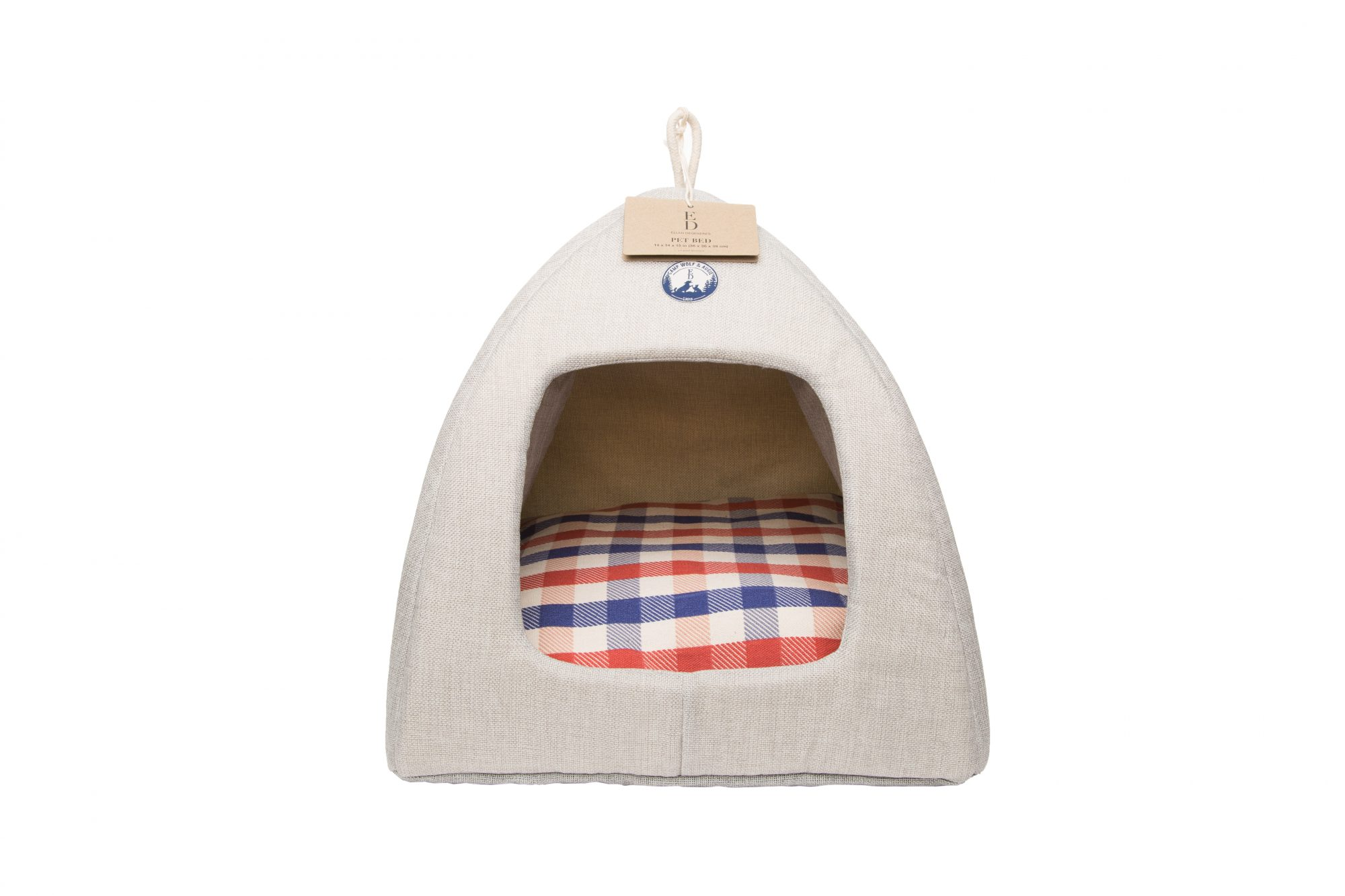 dog bed ellen summer collection