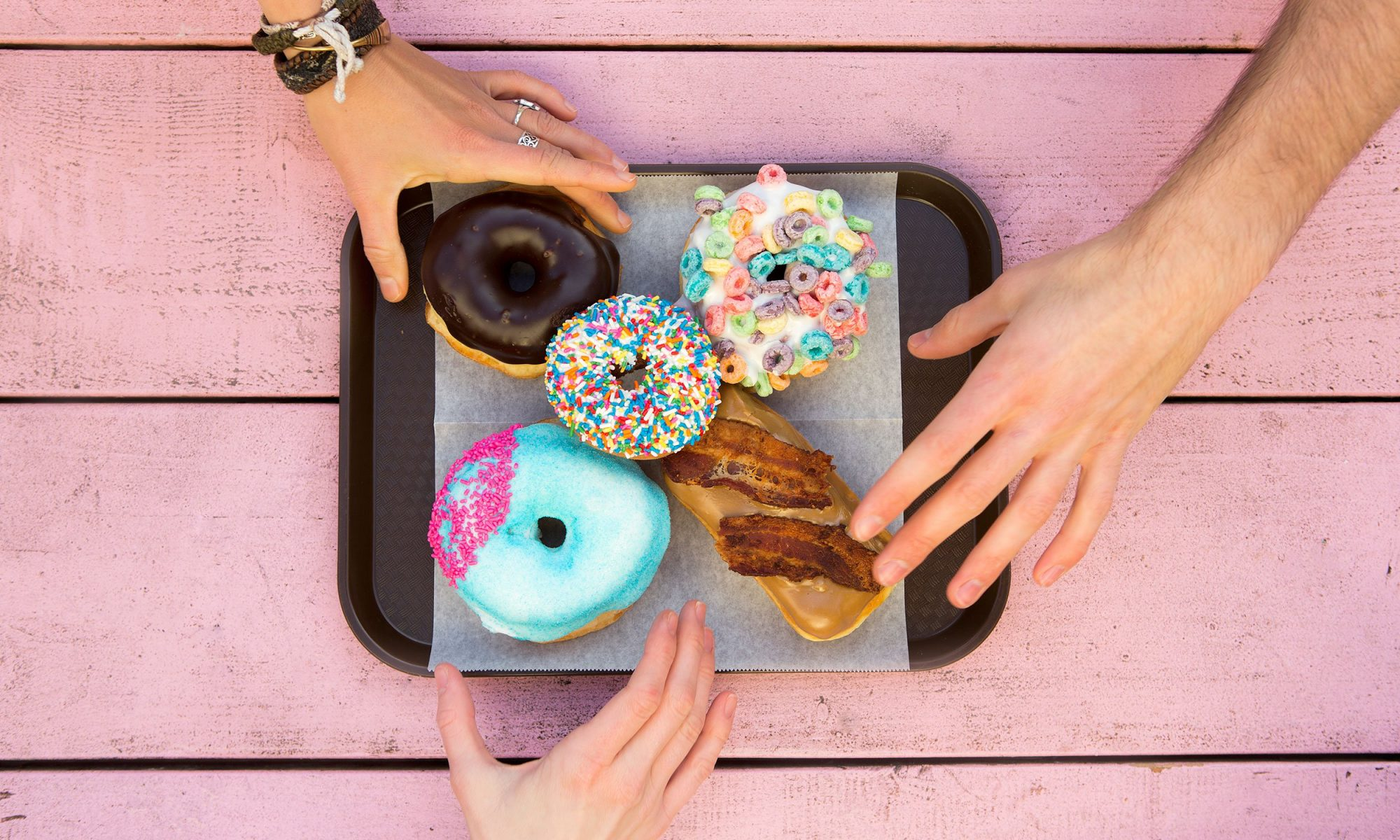 How to Get Free Doughnuts on National Doughnut Day
