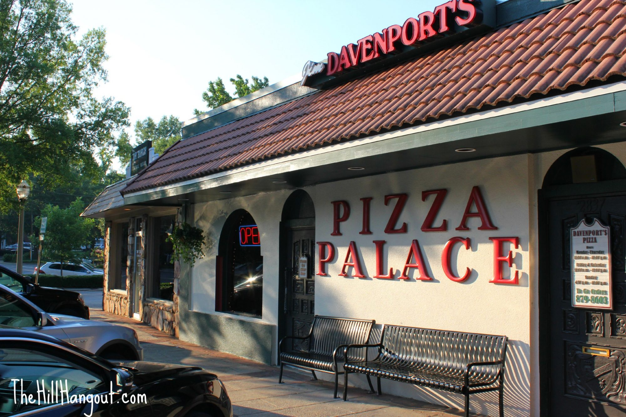 Davenport's Pizza